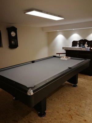 Impressionen Billardtisch Black Pool -