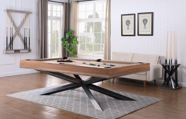 Pool-Billard-Tisch GRAVITY - Exklusiv bei atom-billard.de - Billard, Billardtisch, Gravity, atom-billard, atom,