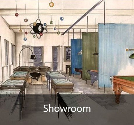 Atom-Billard-Showroom