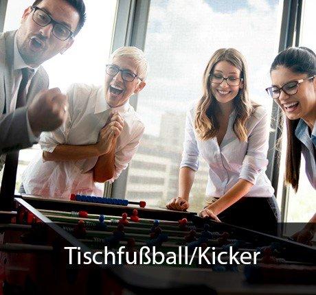 Atom-Billard-Tischfussball-Kicker