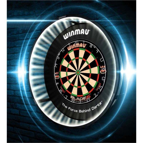 Plasma Dartboard Light Winmau Professional 4300
