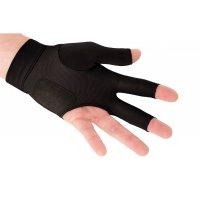 Handschuh, Predator Second Skin, 3-Finger, schwarz-gelb,...