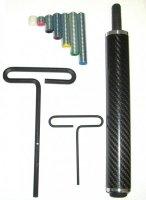 Queue Verlängerung/Extension Pechauer, 11cm