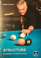 "Billard-Trainingsbuch ""Structure"" - Autor:..."