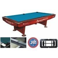 Billardtisch Pool Dynamic II braun