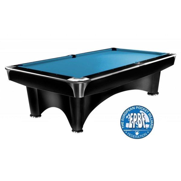 Billardtisch Pool Dynamic III glänzend-schwarz