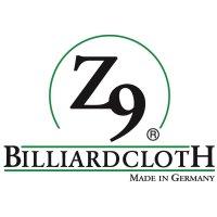 Billardtuch Z9 classic green, 165cm