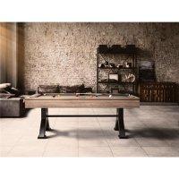 Pool-Billard-Tisch NEWLINE, Altweiß