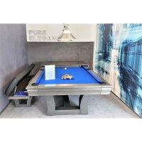 Pool-Billard- und Esstisch PREMIUM