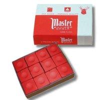 Kreide Master rot  (12 St.)