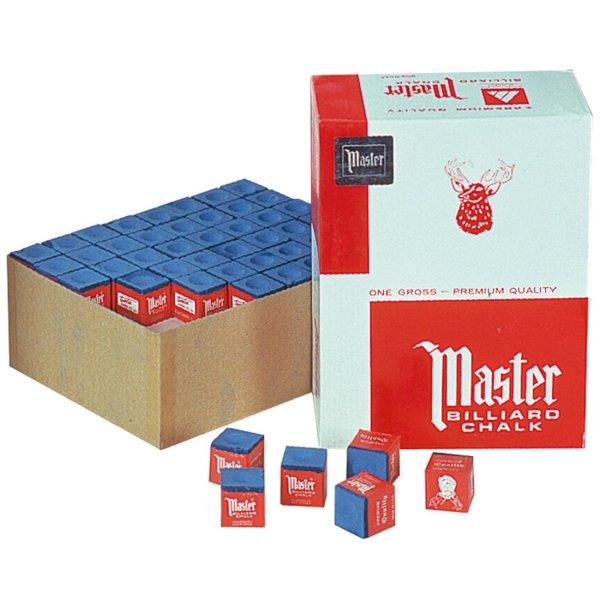 Kreide Master Großbox blau (144St.)