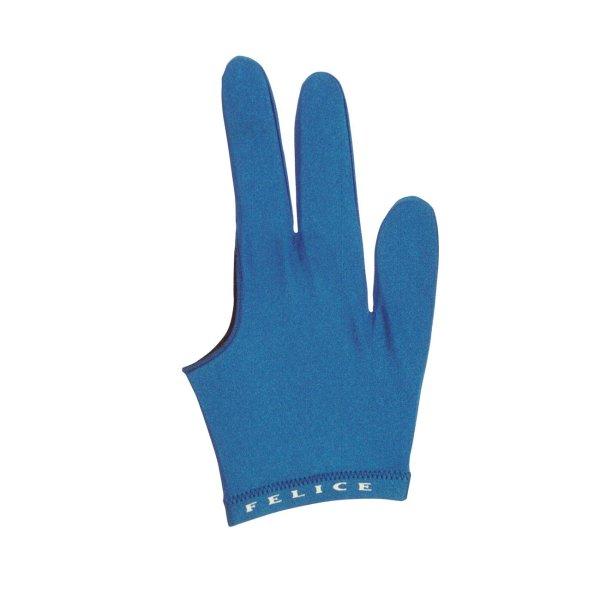 Handschuh Felice blau beidhändig