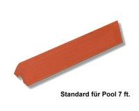 Bandengummi 7 ft. Pool (Satz)