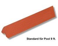 Bandengummi 9 ft. Pool (Satz)