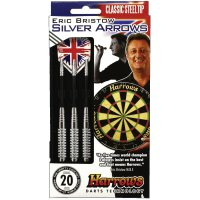 Steeldart Harrows Silver Arrows 24g