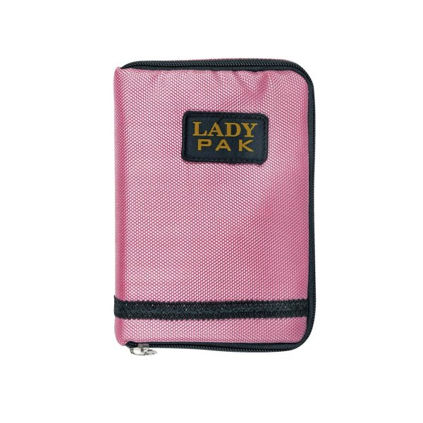 "Darttasche ""Lady Pak"" rosa"