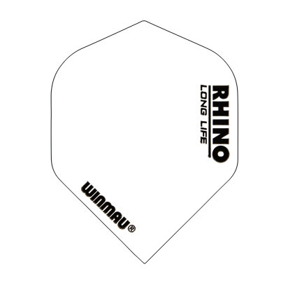 Fly (Set) Winmau Rhino Standard weiß