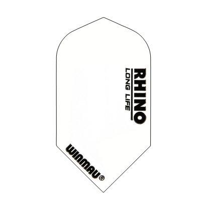 Fly (Set) Winmau Rhino Slim weiß