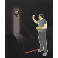 Laser Oche Winmau Beamer (Abwurflinie)