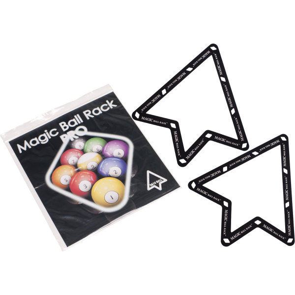 Magic Ball Rack Pro, 9-/10-Ball