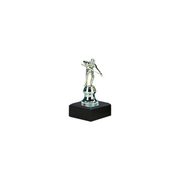 Pokal, silber, 16 cm
