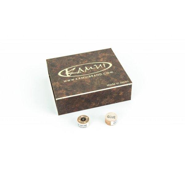 Klebeleder Kamui Original Brown, 13 mm, soft