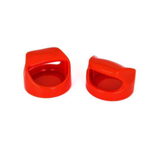 Schläger für Dybior Airhockey, rot, 99 mm