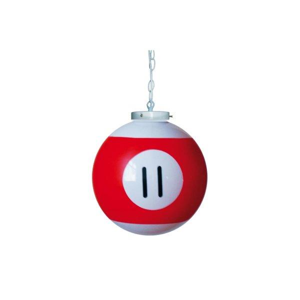 Billardlampe, Kugel Nr. 11, Hängelampe, Ø 30 cm