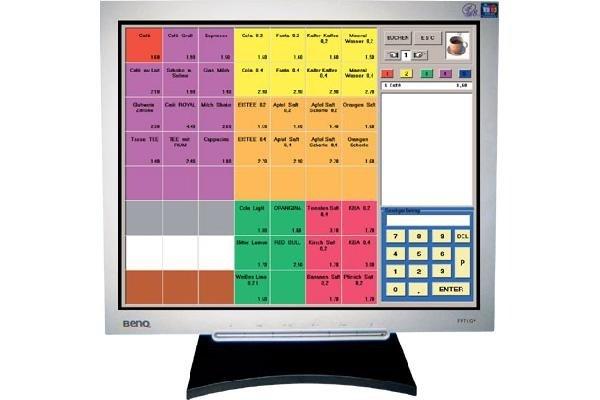 Software Billard Timer für 24 Tische