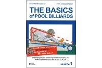 Buch, The Basics of Pool Billiard, englisch