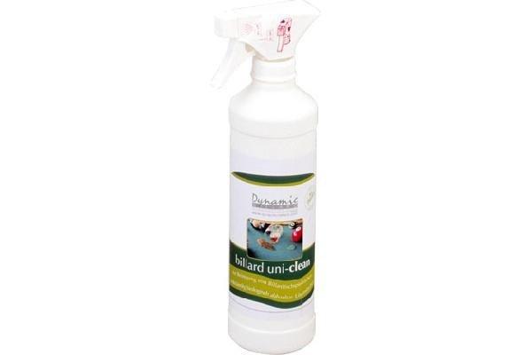 Tuchreiniger Billard Uni-Clean, 0,5 l Sprühflasche